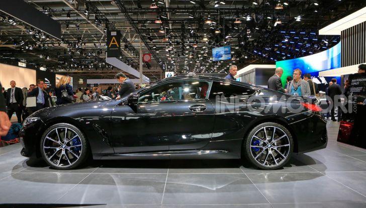 BMW Serie 8 Coupè 2018 al debutto con 530 CV - Foto 27 di 36