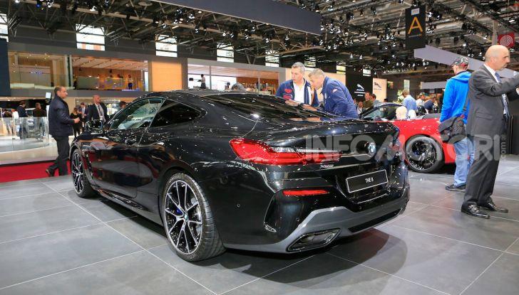 BMW Serie 8 Coupè 2018 al debutto con 530 CV - Foto 28 di 36