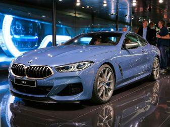 BMW Serie 8 Coupè 2018 al debutto con 530 CV