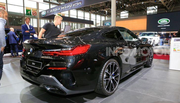 BMW Serie 8 Coupè 2018 al debutto con 530 CV - Foto 33 di 36