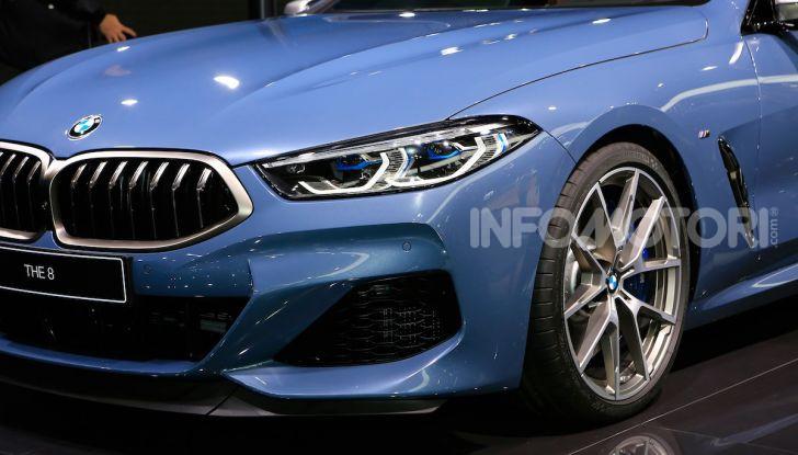 BMW Serie 8 Coupè 2018 al debutto con 530 CV - Foto 7 di 36