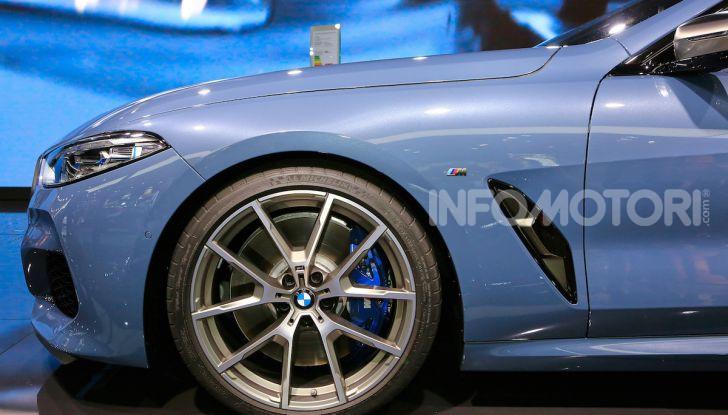 BMW Serie 8 Coupè 2018 al debutto con 530 CV - Foto 4 di 36