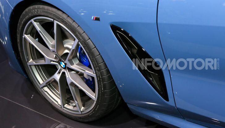 BMW Serie 8 Coupè 2018 al debutto con 530 CV - Foto 8 di 36