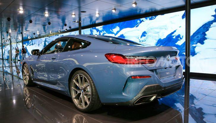 BMW Serie 8 Coupè 2018 al debutto con 530 CV - Foto 5 di 36