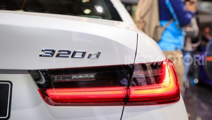 Nuova BMW Serie 3, la berlina dell'elica pronta al debutto - Foto 7 di 35