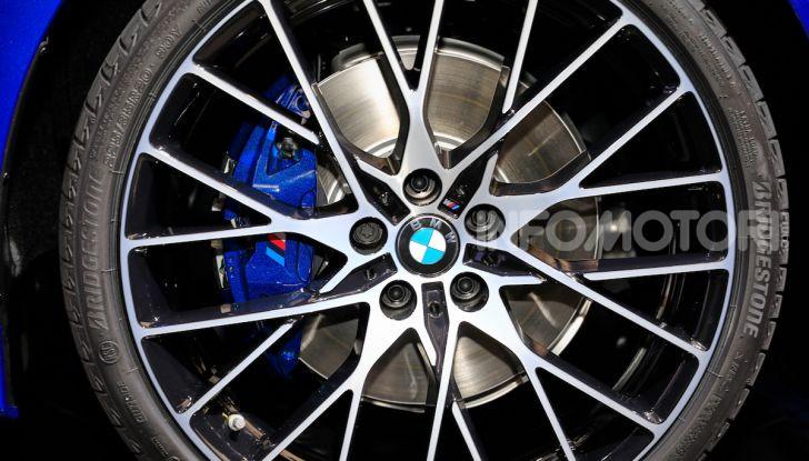 Nuova BMW Serie 3, la berlina dell'elica pronta al debutto - Foto 8 di 35