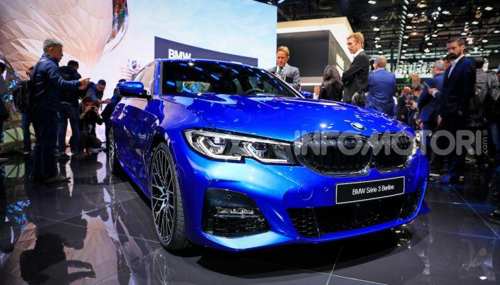 Nuova BMW Serie 3, la berlina dell'elica pronta al debutto - Foto 1 di 35