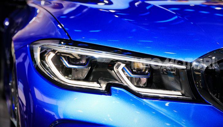 Nuova BMW Serie 3, la berlina dell'elica pronta al debutto - Foto 12 di 35
