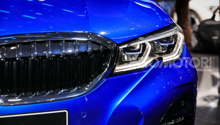 Nuova BMW Serie 3, la berlina dell'elica pronta al debutto - Foto 14 di 35