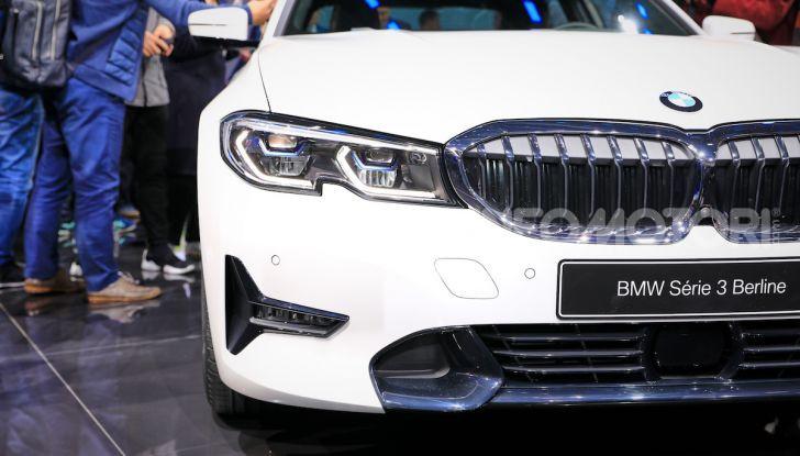 Nuova BMW Serie 3, la berlina dell'elica pronta al debutto - Foto 15 di 35