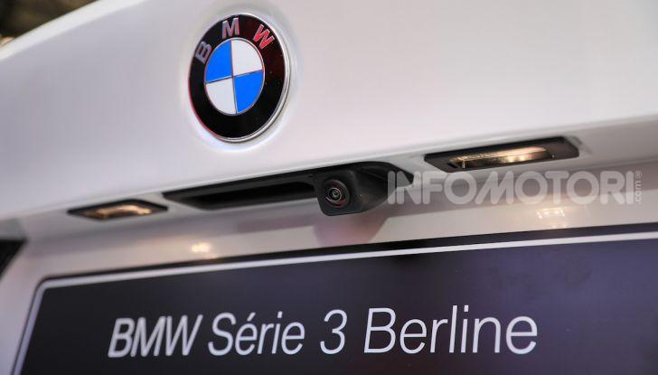 Nuova BMW Serie 3, la berlina dell'elica pronta al debutto - Foto 21 di 35