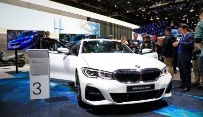 Nuova BMW Serie 3, la berlina dell'elica pronta al debutto