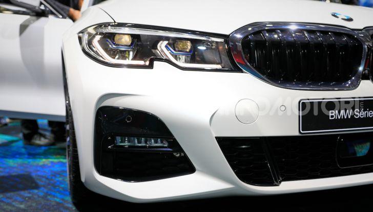 Nuova BMW Serie 3, la berlina dell'elica pronta al debutto - Foto 32 di 35