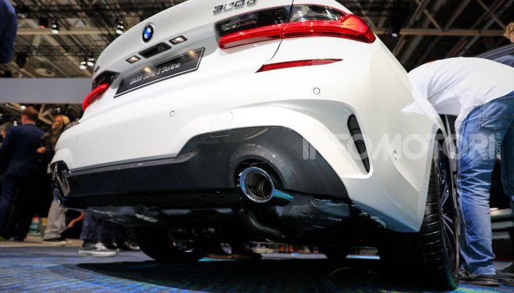 Nuova BMW Serie 3, la berlina dell'elica pronta al debutto - Foto 35 di 35