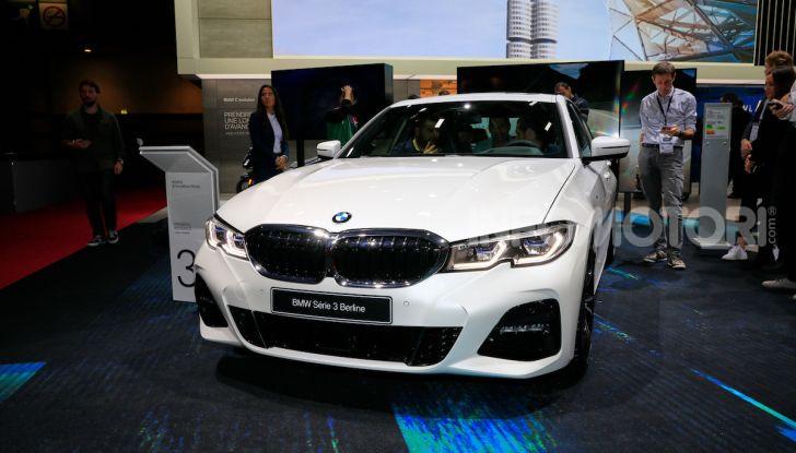 Nuova BMW Serie 3, la berlina dell'elica pronta al debutto - Foto 2 di 35