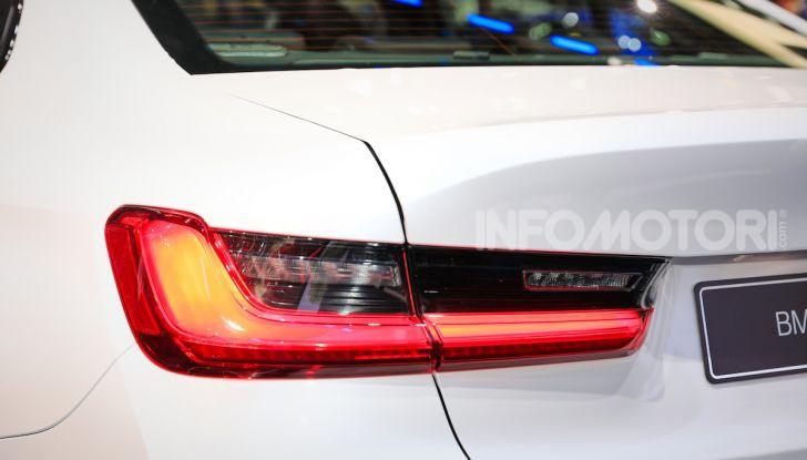 Nuova BMW Serie 3, la berlina dell'elica pronta al debutto - Foto 5 di 35