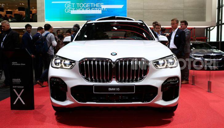 BMW X5, la quarta generazione debutta su strada - Foto 7 di 23