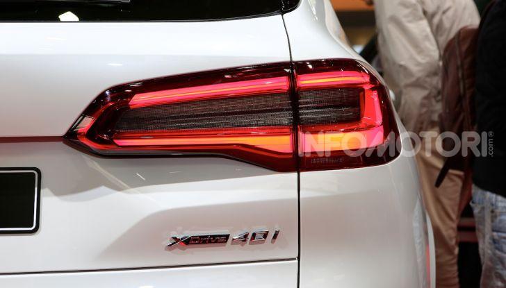 BMW X5, la quarta generazione debutta su strada - Foto 4 di 23