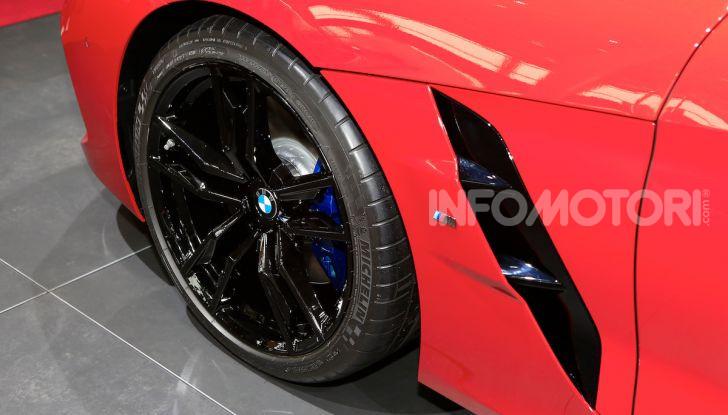 BMW Z4 2018: Eccentrica e vorace per il nuovo corso dell'Elica - Foto 12 di 23