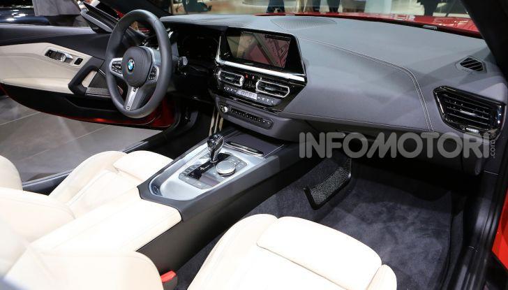 BMW Z4 2018: Eccentrica e vorace per il nuovo corso dell'Elica - Foto 14 di 23