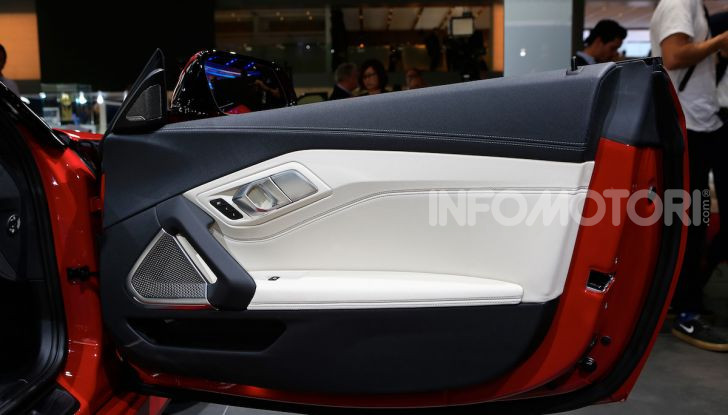 BMW Z4 2018: Eccentrica e vorace per il nuovo corso dell'Elica - Foto 15 di 23