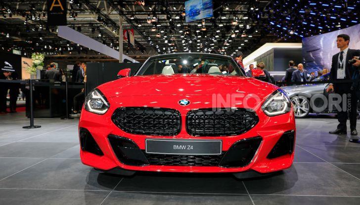 BMW Z4 2018: Eccentrica e vorace per il nuovo corso dell'Elica - Foto 3 di 23