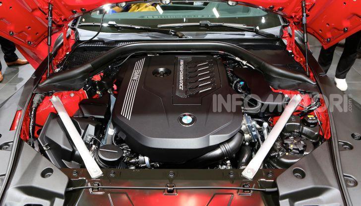BMW Z4 2018: Eccentrica e vorace per il nuovo corso dell'Elica - Foto 23 di 23