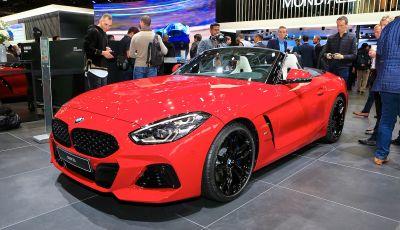 BMW Z4 2018: Eccentrica e vorace per il nuovo corso dell'Elica
