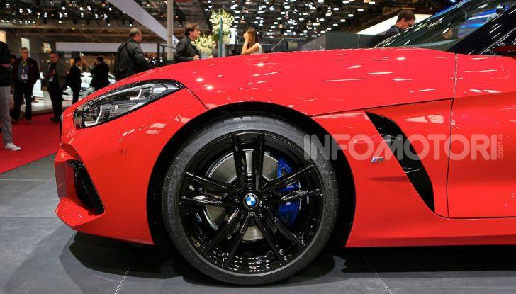 BMW Z4 2018: Eccentrica e vorace per il nuovo corso dell'Elica - Foto 5 di 23