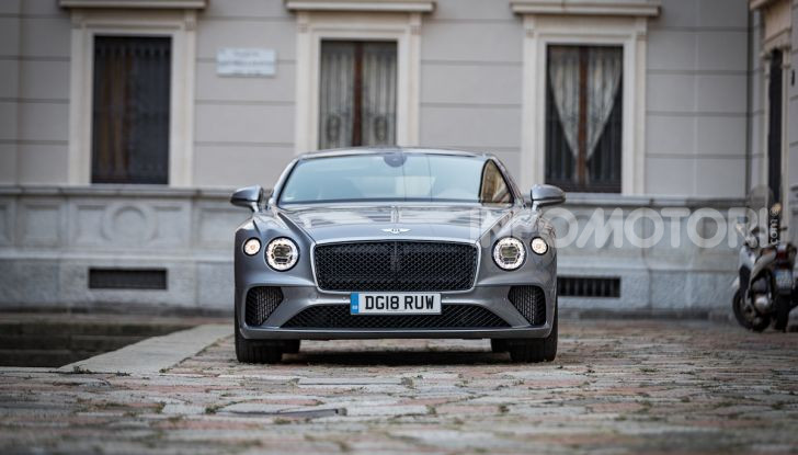 Nuova Bentley Continental GT 2018: la prova della Gran Turismo perfetta - Foto 2 di 48