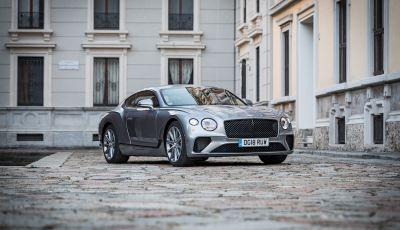 Nuova Bentley Continental GT 2018: la prova della Gran Turismo perfetta