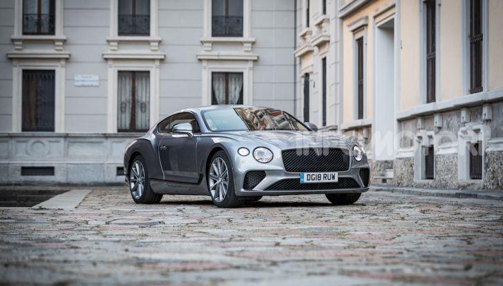 Nuova Bentley Continental GT 2018: la prova della Gran Turismo perfetta - Foto 1 di 48