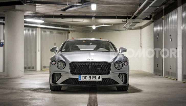 Nuova Bentley Continental GT 2018: la prova della Gran Turismo perfetta - Foto 3 di 48