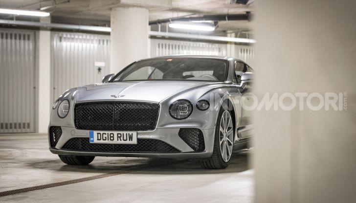 Nuova Bentley Continental GT 2018: la prova della Gran Turismo perfetta - Foto 4 di 48