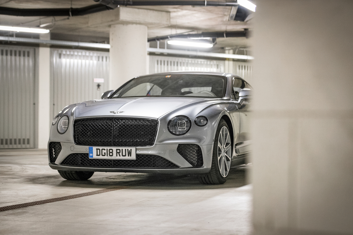 Bentley Continental GT Test Drive 2018