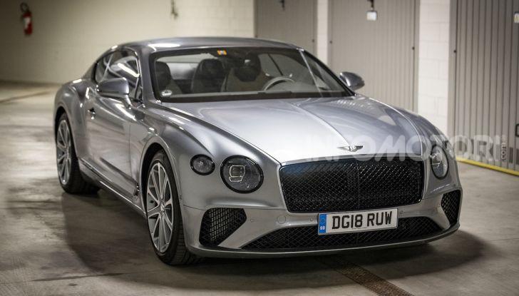 Nuova Bentley Continental GT 2018: la prova della Gran Turismo perfetta - Foto 5 di 48