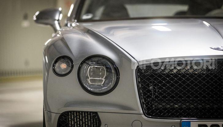 Nuova Bentley Continental GT 2018: la prova della Gran Turismo perfetta - Foto 6 di 48