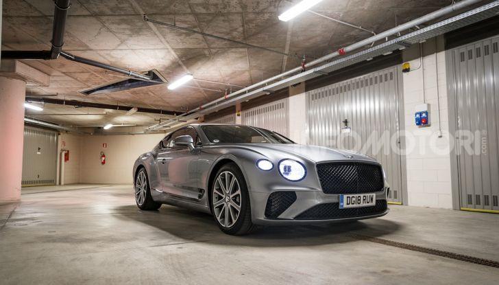 Nuova Bentley Continental GT 2018: la prova della Gran Turismo perfetta - Foto 7 di 48