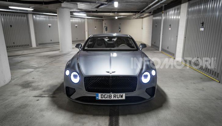 Nuova Bentley Continental GT 2018: la prova della Gran Turismo perfetta - Foto 8 di 48