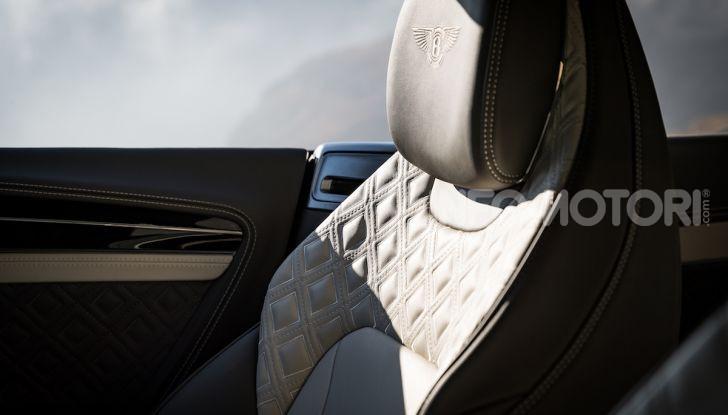 Nuova Bentley Continental GT 2018: la prova della Gran Turismo perfetta - Foto 12 di 48