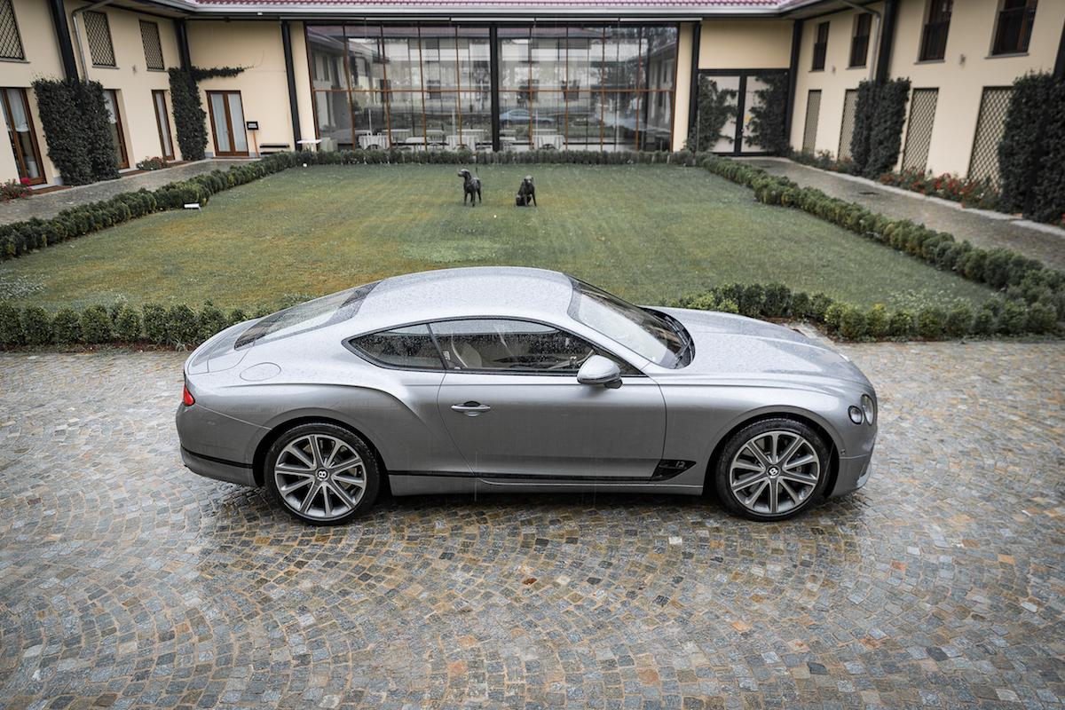 Continental GT Test