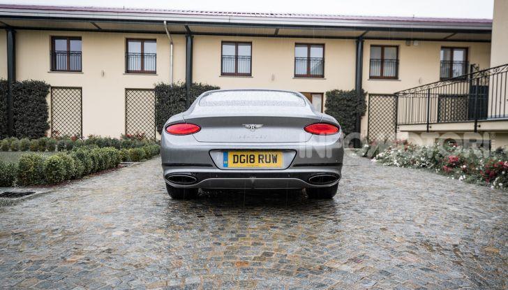Nuova Bentley Continental GT 2018: la prova della Gran Turismo perfetta - Foto 16 di 48