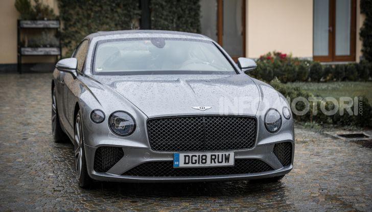 Nuova Bentley Continental GT 2018: la prova della Gran Turismo perfetta - Foto 23 di 48