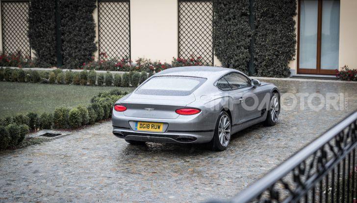 Nuova Bentley Continental GT 2018: la prova della Gran Turismo perfetta - Foto 25 di 48