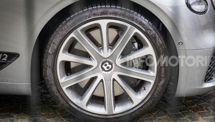 Nuova Bentley Continental GT 2018: la prova della Gran Turismo perfetta - Foto 27 di 48