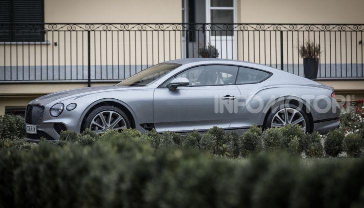 Nuova Bentley Continental GT 2018: la prova della Gran Turismo perfetta - Foto 29 di 48
