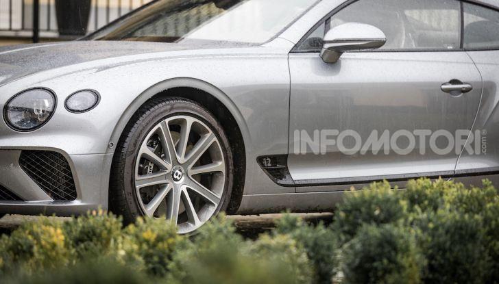 Nuova Bentley Continental GT 2018: la prova della Gran Turismo perfetta - Foto 30 di 48