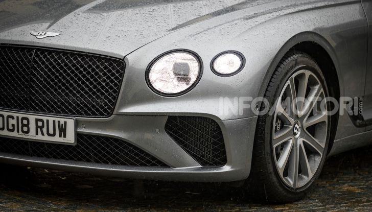 Nuova Bentley Continental GT 2018: la prova della Gran Turismo perfetta - Foto 31 di 48