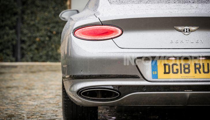 Nuova Bentley Continental GT 2018: la prova della Gran Turismo perfetta - Foto 32 di 48