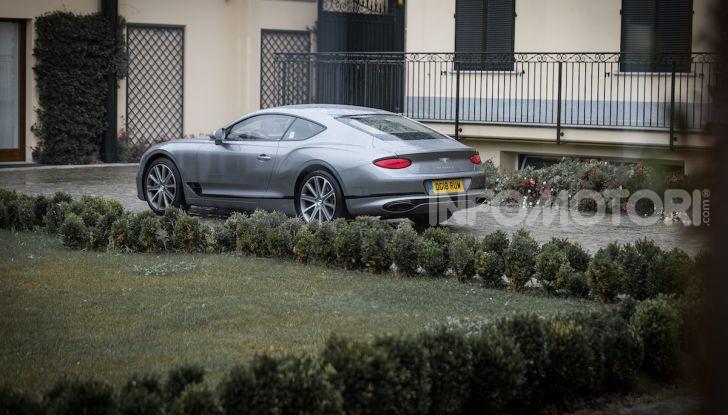 Nuova Bentley Continental GT 2018: la prova della Gran Turismo perfetta - Foto 34 di 48